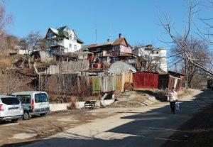 Калуга - город контрастов. Трущобы