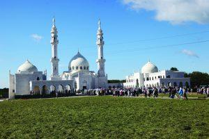 2 Белая мечеть в Болгаре 2
