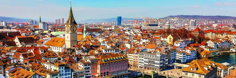 Город Цюрих, Швейцария