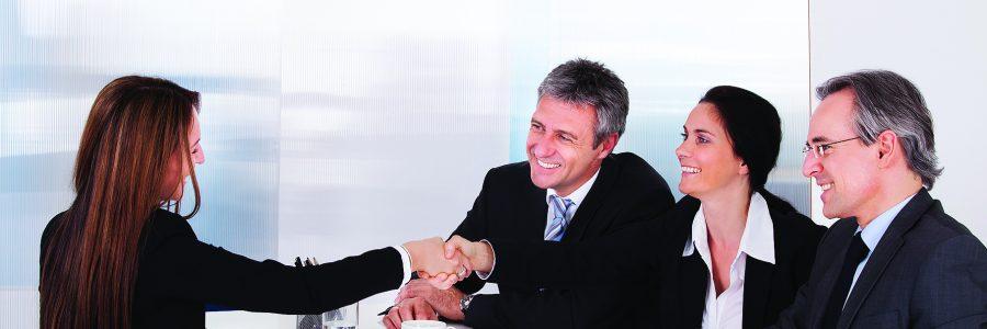 бизнес-партнеры пришли к согласию на переговорах