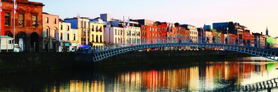 Мост Полпенни, Дублин, Ирландия