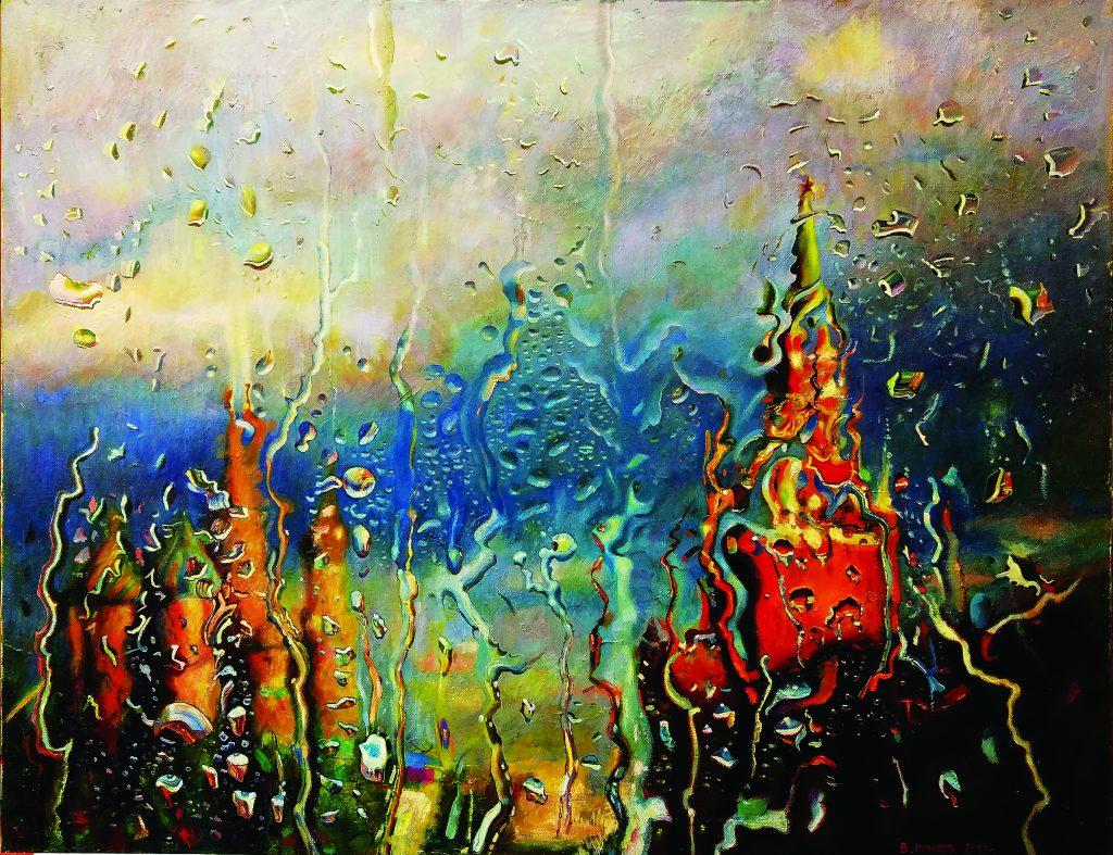 21.Волшебный мир симфонии дождя