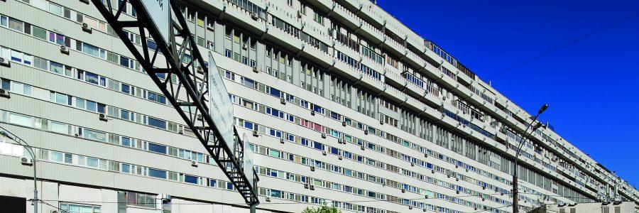 Дом-корабль на улице Тульской