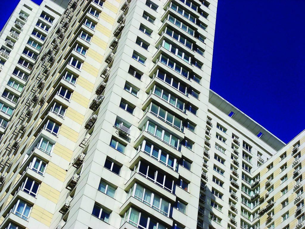 Жилой комплекс «Дом на Беговой» – вторая очередь. Хорошёвское шоссе, 12, корпус 1. Москва