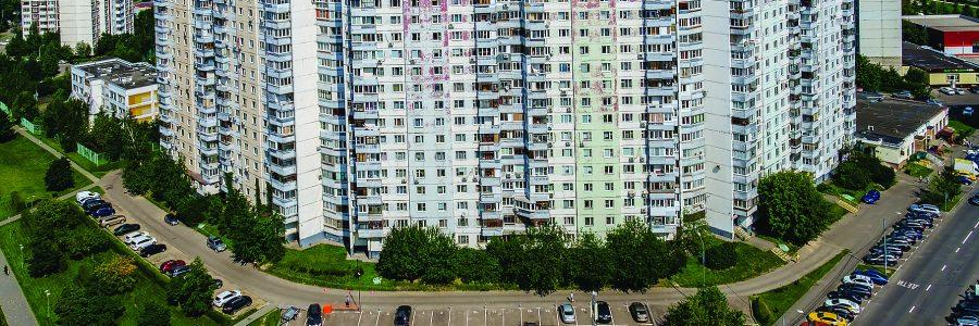 Москва, Митино, 3-й Митинский переулок, дом 1