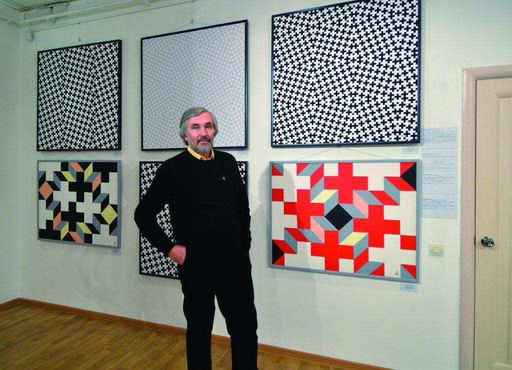 2014 Выставка ScienceArt в выставочном зале на Каширке_фото А.Пушкарев